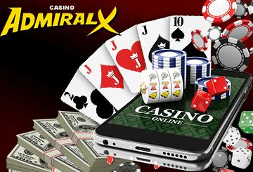 приложение казино на мобильный Андроид